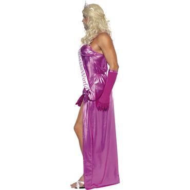 Mr Miss World Costume, Pink