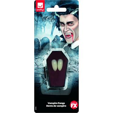 Fangs Tooth Caps, White
