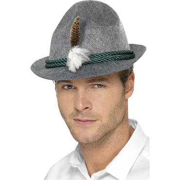 German Trenker Hat