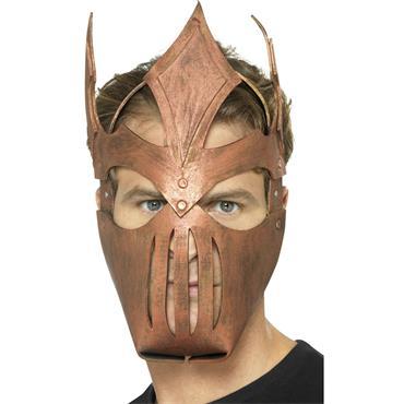 Warrior Mask-Bronze