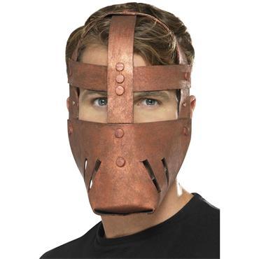 Roman Warrior Mask-Bronze