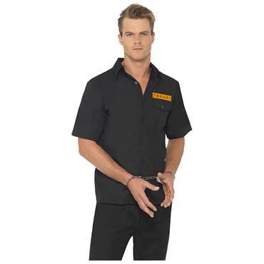 Prison Shirt, Black