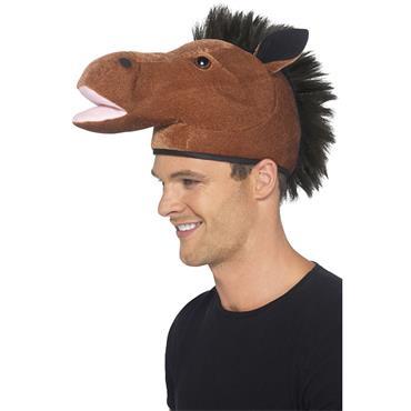 Horse Hat, Brown