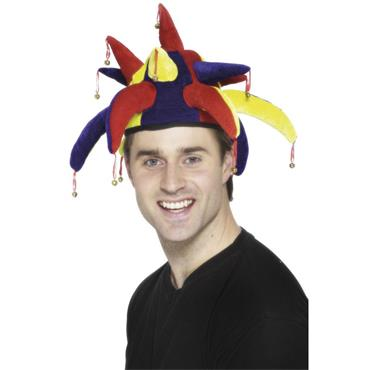 Jester Hat, With Bells