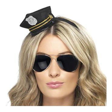 Mini Cop Hat