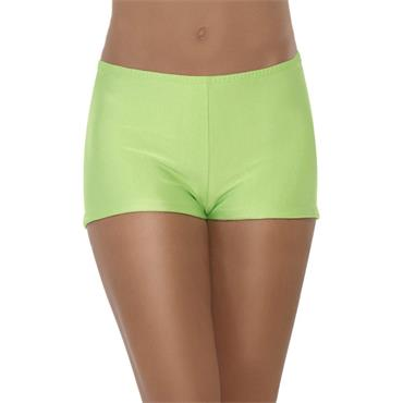 Hot Pants, Neon Green