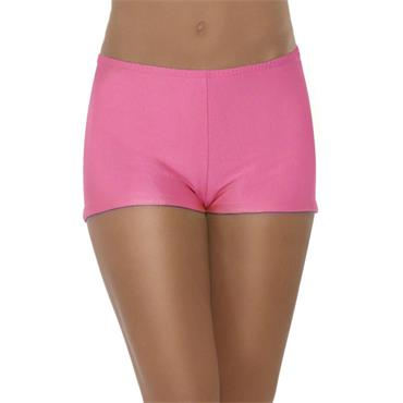 Hot Pants, Neon Pink