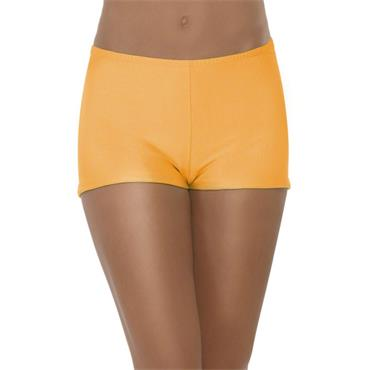 Hot Pants, Neon Orange
