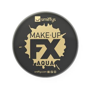 Make-Up Fx, Aqua Face and Body Paint, Black,