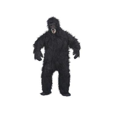 Gorilla Costume, Black,