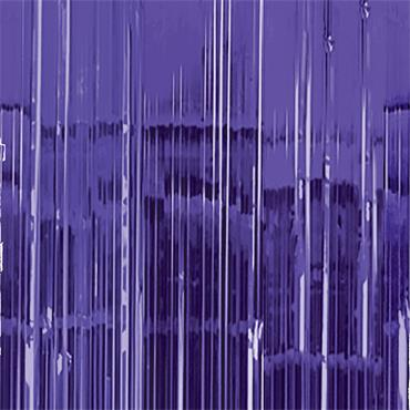 Glitter Curtain - Purple