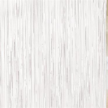 Glitter Curtain - White