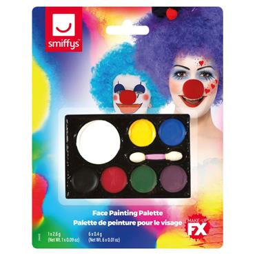 Face Painting Palette 7 Colour