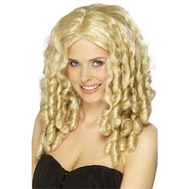 Film Star Blonde Wig