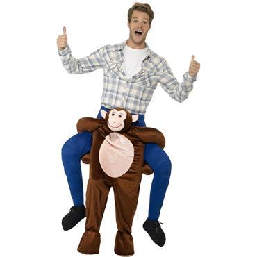 Piggyback Monkey Costume