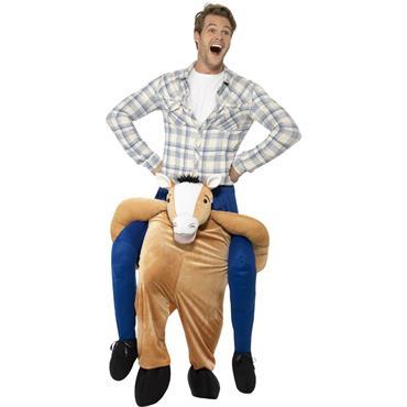 piggyback horse costume