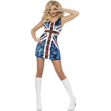 Fever Ginger Spice Costume
