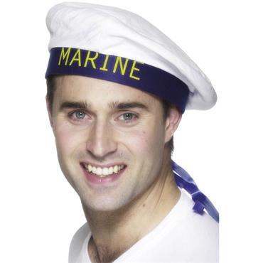Marine Sailor's Hat