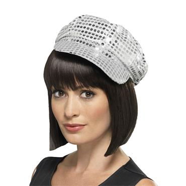 Disco Sequin Hat