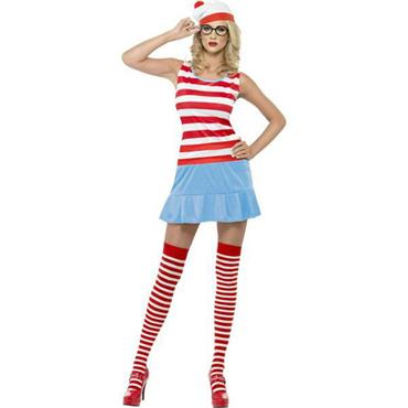 Where's Wally Wenda? Cutie Costume