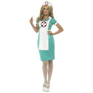 Scrub Nurse Costume