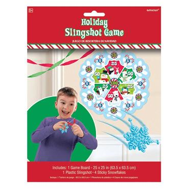 Holiday Slingshot Game