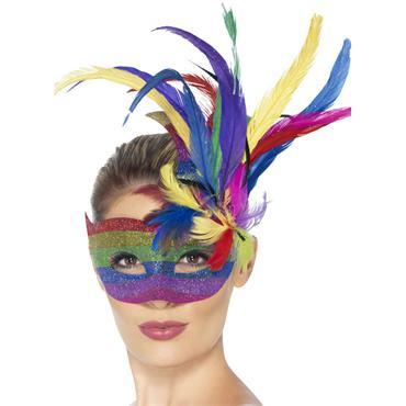Carnival Eyemask - Multicolour / Pride