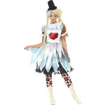 Alice In Blunderland Costume