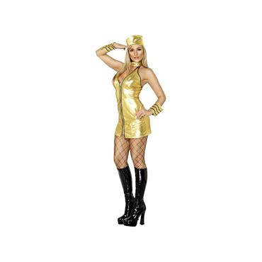 Mile High Hostess Costume