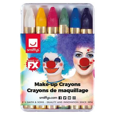 Carnival Greasepaint Crayons-6