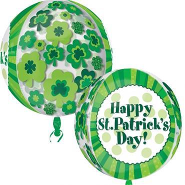"Orbz Happy St. Patrick's Day (16"")"