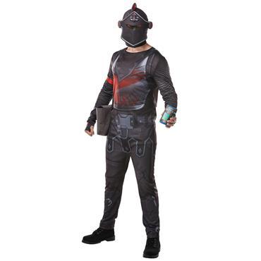 Adult Black Knight Costume