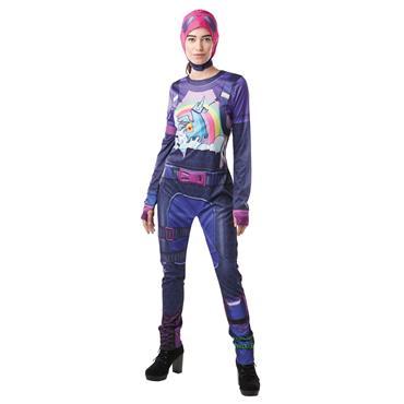 Adult Brite Bomber Costume