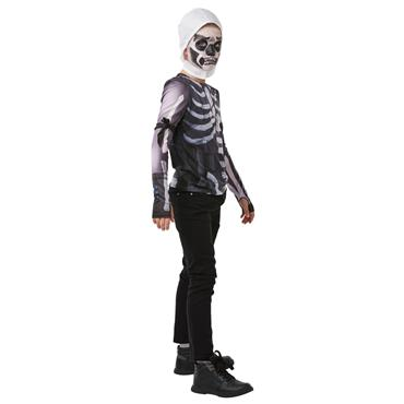 Tween Skull Trooper Top & Snood