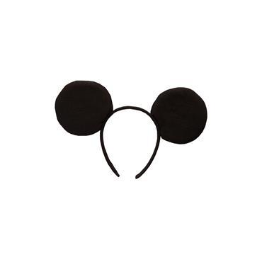Mickey Mouse Ears Headband