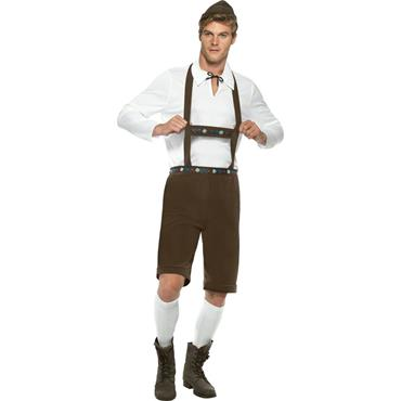 Bavarian Man Costume