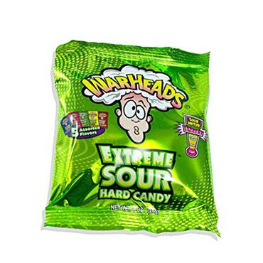 Warheads Extreme Sour Sweets (1oz)
