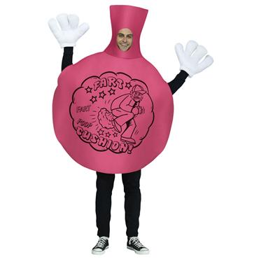 Whoopee Cushion with Sound Costume