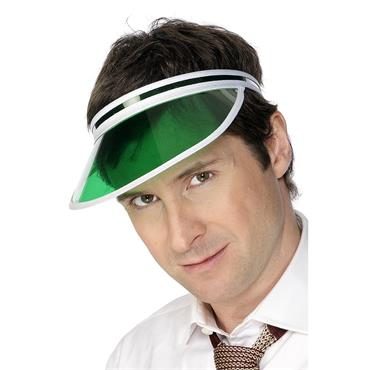 Poker Visor, Green
