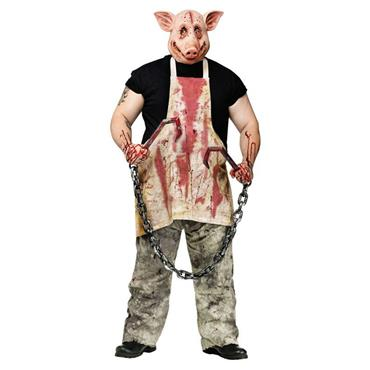 Butcher Pig Adult Costume