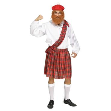Cocky Scotty Costume