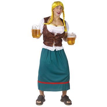 Miss Oktoberbreast Costume