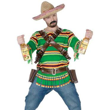 Tequilla Popping Dude Costume