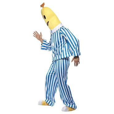 Banana in Pyjamas Costume