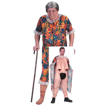 Groping Granny Adult Costume