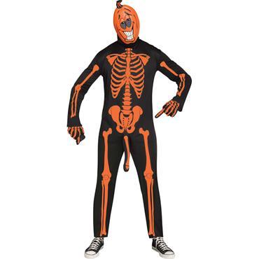 Jack O Meoff Skeleton Costume