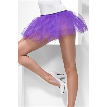 Tutu Underskirt, Purple