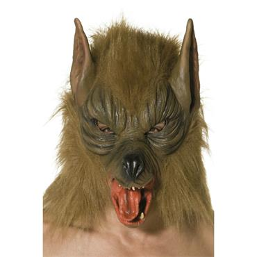 Wolf Mask, Brown