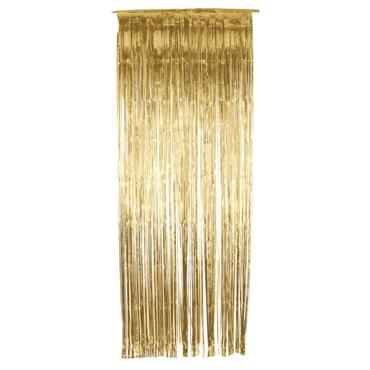 Glitter Curtain - Gold