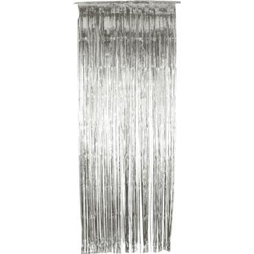 Glitter Curtain - Silver
